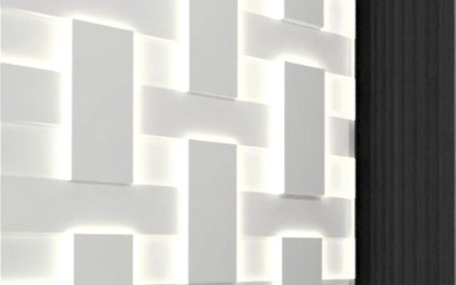 Architekt Wnetrz Ostróda Aranżacja wnętrz hoteli - Oświetlenie w recepcji w hotelu