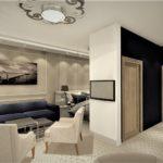PROJEKTOWANIE i ARANŻACJA WNĘTRZ HOTELI -POKÓJ LUX-01-02-VILLA-HOFF-WKWADRAT