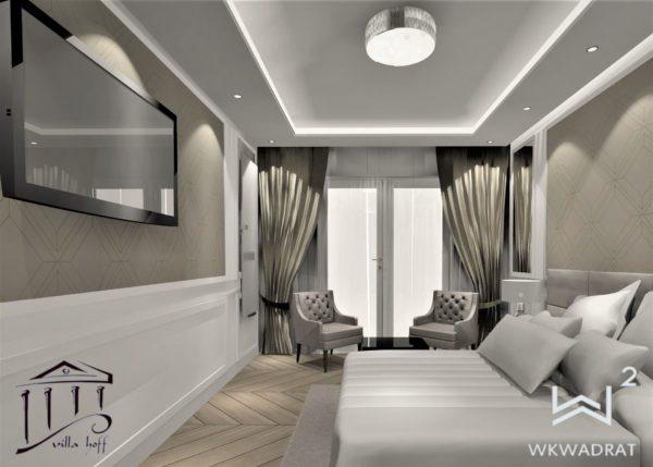 PROJEKTOWANIE i ARANŻACJA WNĘTRZ HOTELI -POKOJE-HOTELU-WKWADRAT