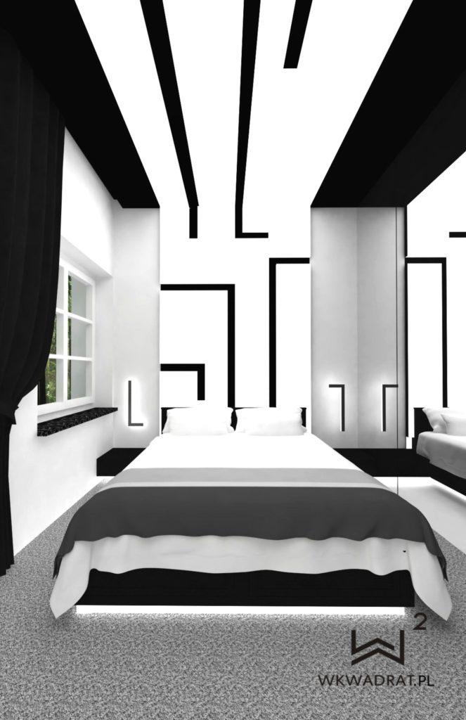 PROJEKTOWANIE i ARANŻACJA WNĘTRZ HOTELI -projekt-aranzacji-sypialni-z-autorskim-oswietleniem-na-zamowienie-pracownia-wkwadrat
